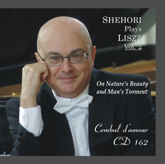 Shehori Plays Liszt VOL 2