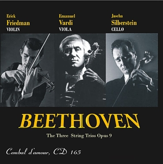 Beethoven String Trios